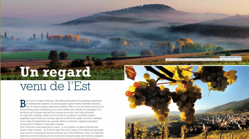 Frantisek Zvardon article Alsace tendance 0