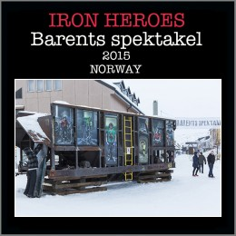 Kirkenes Barents spektakel 2015 – Norway